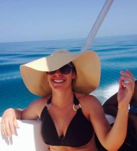 Esther Krogdahl Mexico Isla
