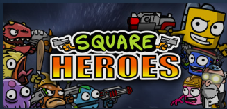 Square Heroes Games Writer